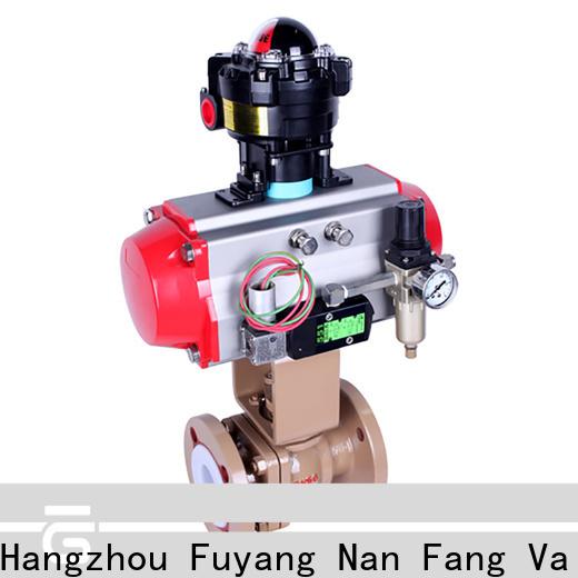 ball valve application
