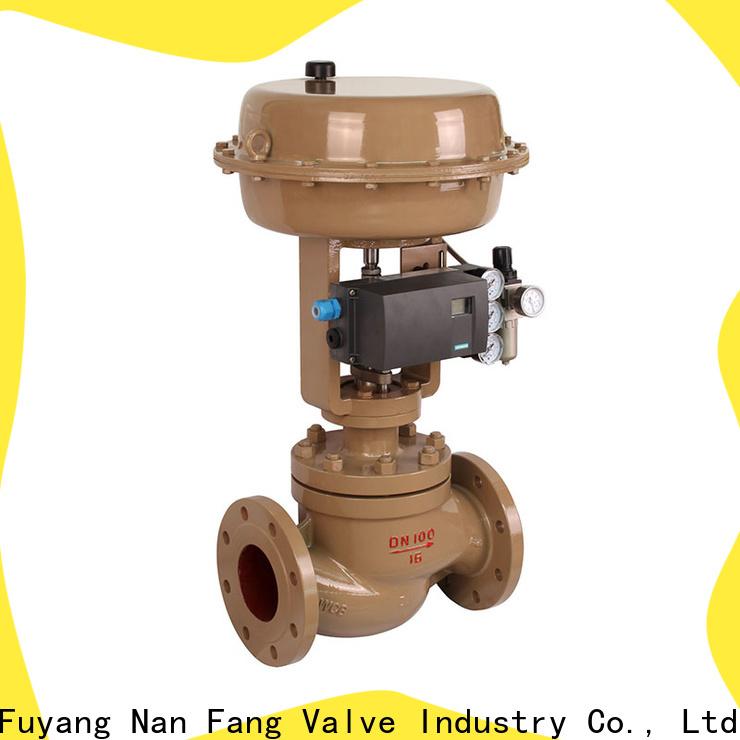 globe valve operation