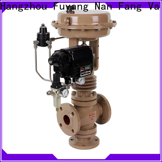 Nanfang ball valve control valve supplier papermaking