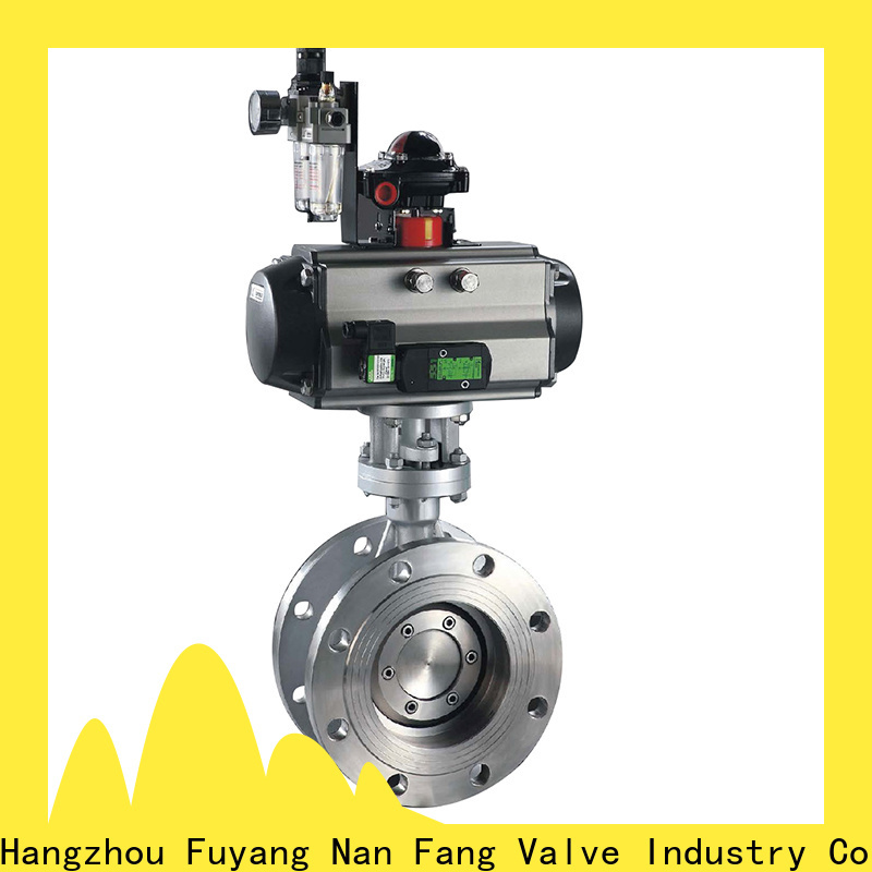 Nanfang oem foot valve supplier electricity