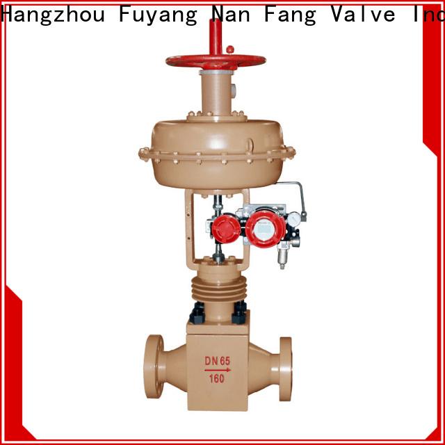 ball valve control valve