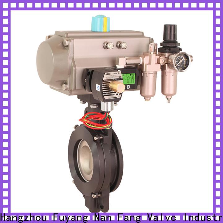 Nanfang oem air valve supplier new energy