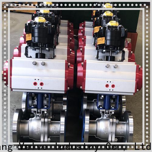 mechanical ball gate valve machine LNG