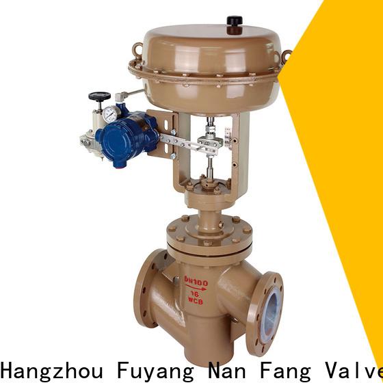 rangeability of control valve
