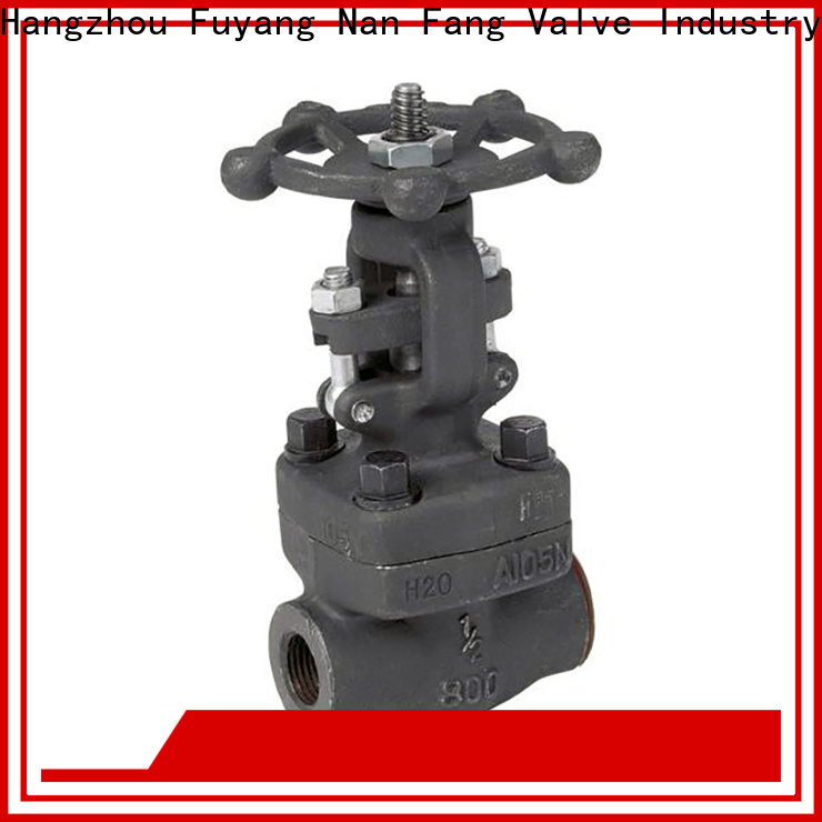 Nanfang best wafer style check valve valve coal chemical industry