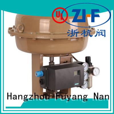 iron pneumatic actuators supplier electricity
