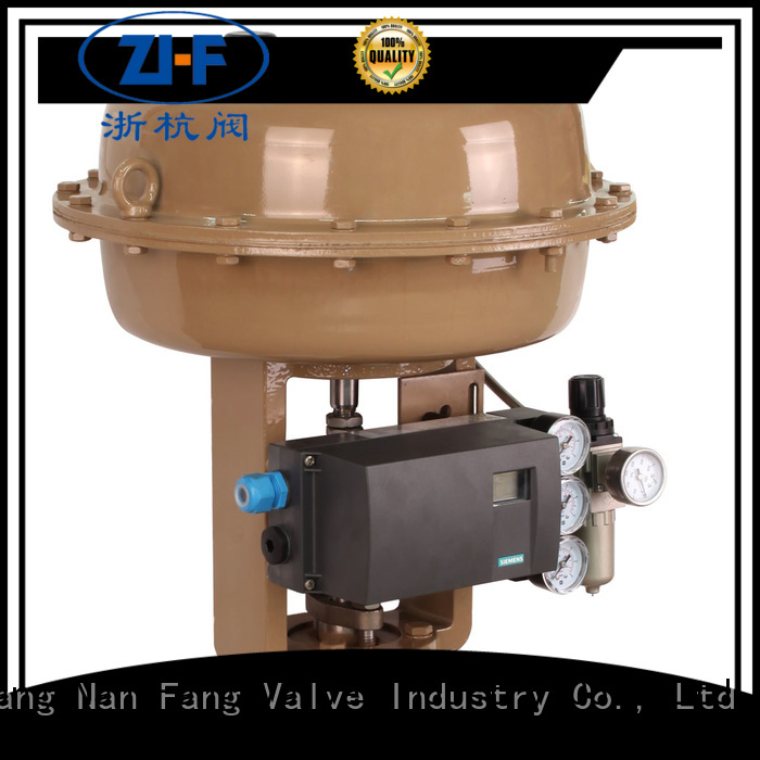 Nanfang custom pneumatic actuators supplier metallurgy