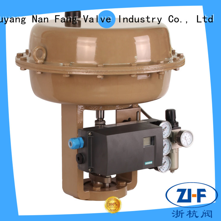 Nanfang custom air actuator supplier metallurgy