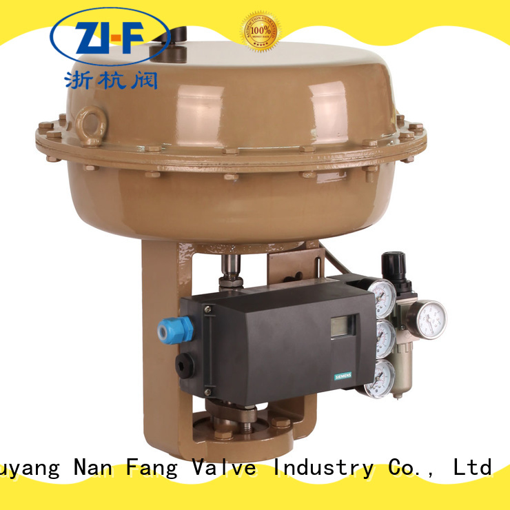 pneumatic actuator machine Nanfang
