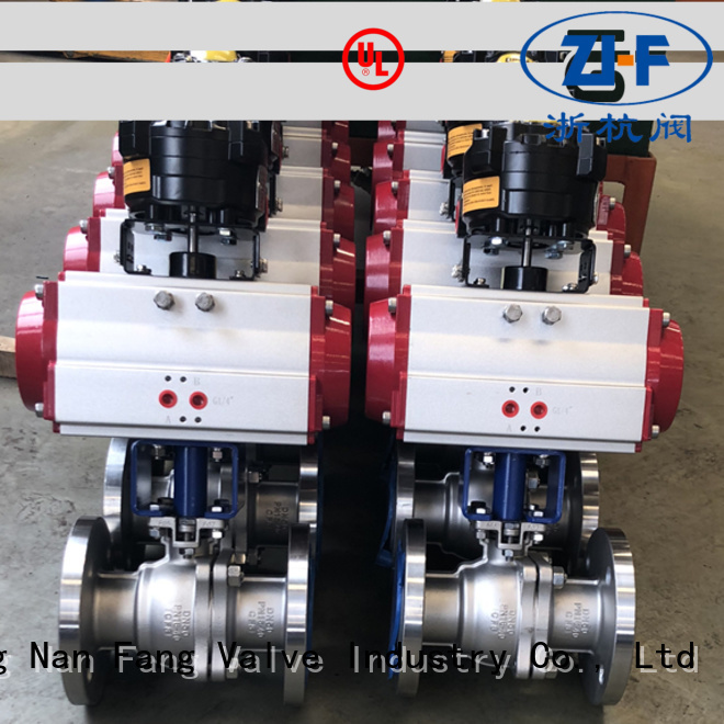 Nanfang automatic ball valve machine industry