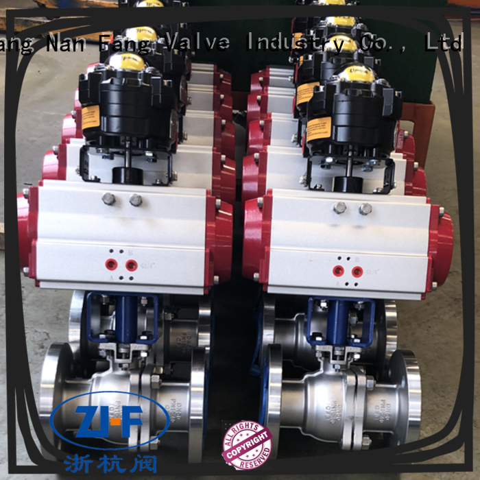 Nanfang automated ball valve machine coal chemical
