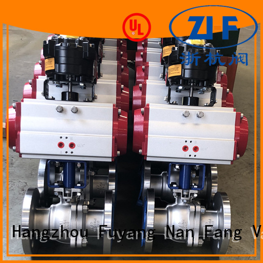 air actuated ball valves manufacturer chemical fiber